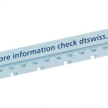 DT Swiss Spoke ruler